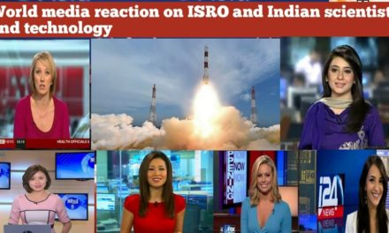 World media reaction on ISRO and Indian Technology and scientist l Latest