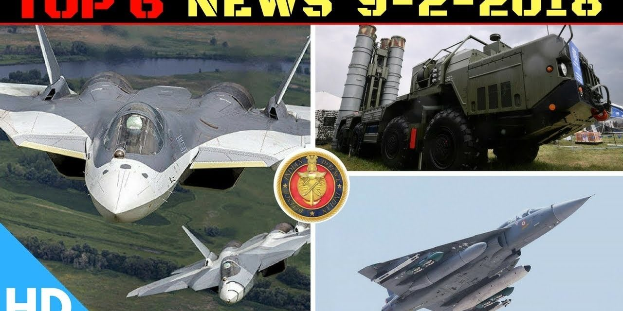 Indian Defence Updates : India-Russia FGFA Project, F-16V India, Tejas SP5, ISRO Reusable Technology