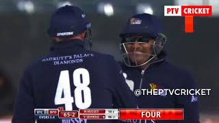 (Sehwag XI )Diamonds vs (Afridi XI)Royals 2nd T20 Full Highlights Ice Cricket Challenge 2018