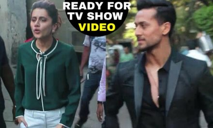 Ready for TV Show | Tiger Shroff | Tapsee Pannu | Bollywood Latest News Updates | iNext Bollywood