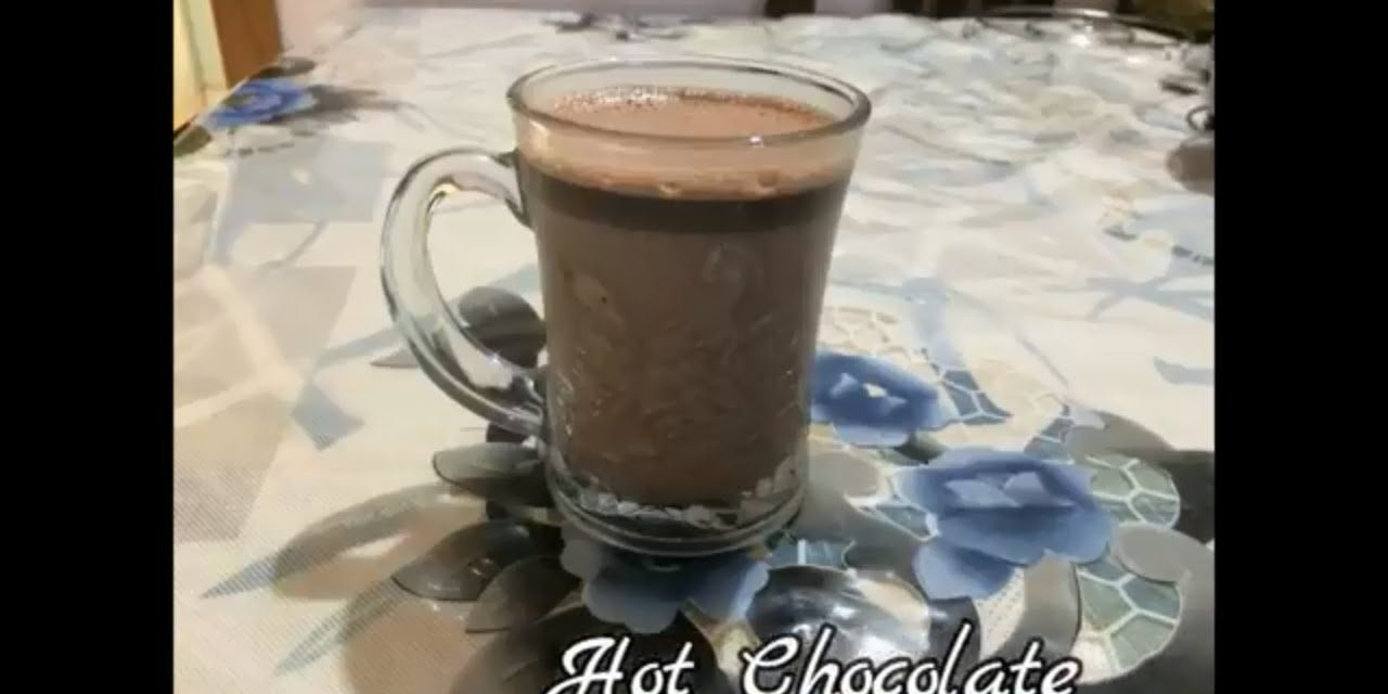 Winter Special Hot Chocolate Recipe#Indian Food with Radhi Patel#Hot Chocolate Milk Recipe